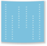 waterline decal sheet Type II