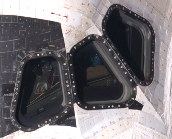 space shuttle window - photo #17